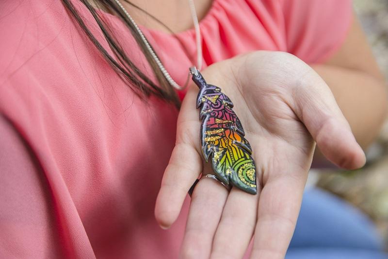 0009 - Barvita jesen in kolekcija nakita Fairytale