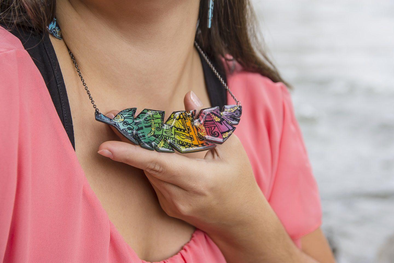 Barvita jesen in kolekcija nakita Fairytale