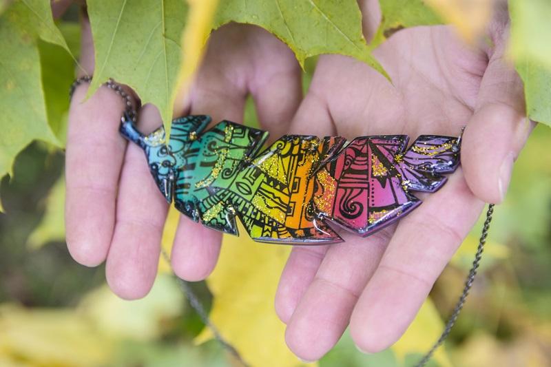 0026 - Barvita jesen in kolekcija nakita Fairytale