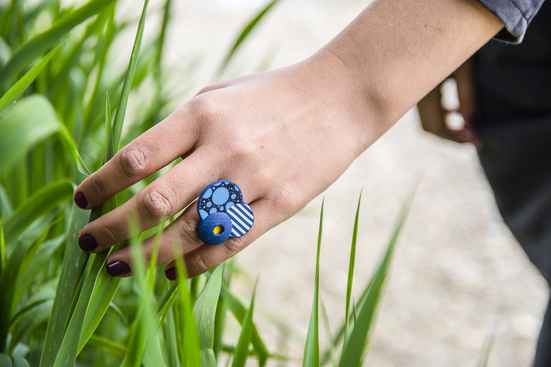 Poletne avanture in kolekcija nakita Blue Summer
