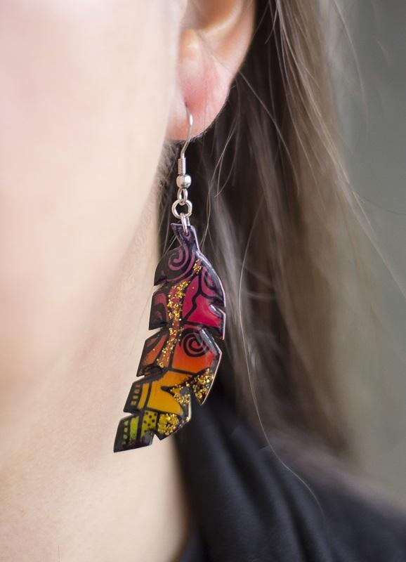 047 - Barvita jesen in kolekcija nakita Fairytale