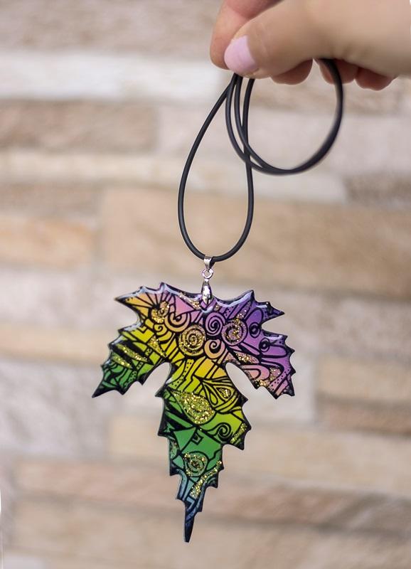 056 - Barvita jesen in kolekcija nakita Fairytale