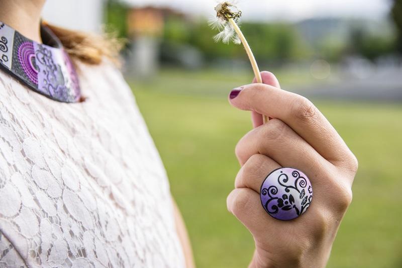 9912 - Španski bezeg, regrat in kolekcija nakita Spring