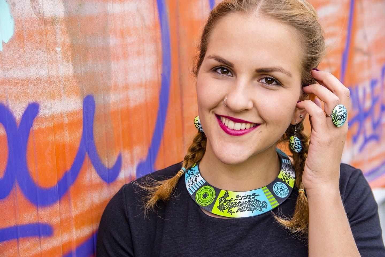 Španski bezeg, regrat in kolekcija nakita Spring
