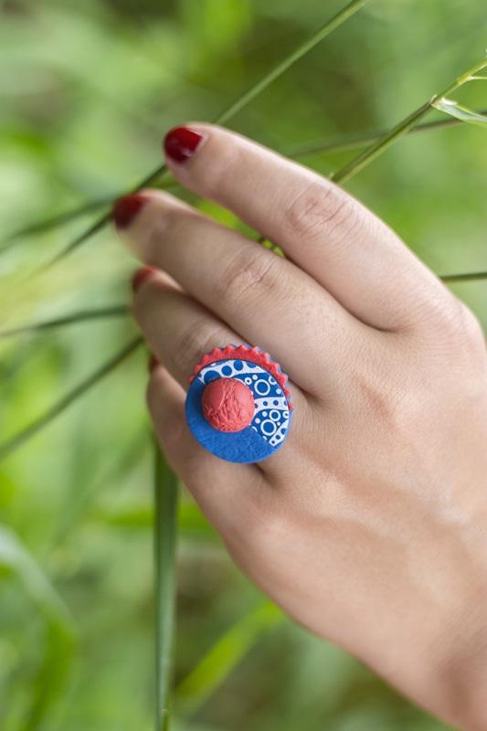 0021 - Vedno trendni mornarski vzorec in kolekcija nakita Blue Summer
