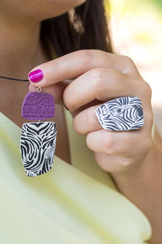 043 - Vzorec čipke vs. vzorec zebre