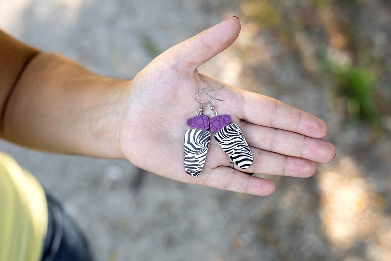 046 - Vzorec čipke vs. vzorec zebre