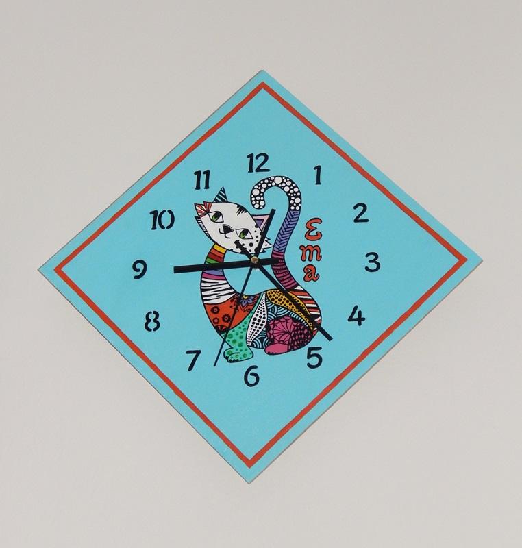 DSCN4919 - Ideja za darilo: čudovita stenska ura