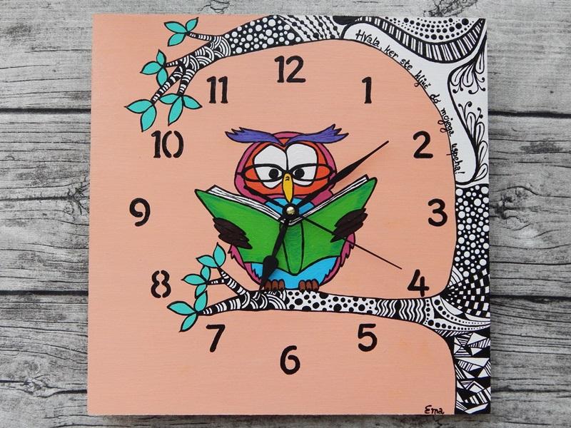 DSCN6584 - Ideja za darilo: čudovita stenska ura