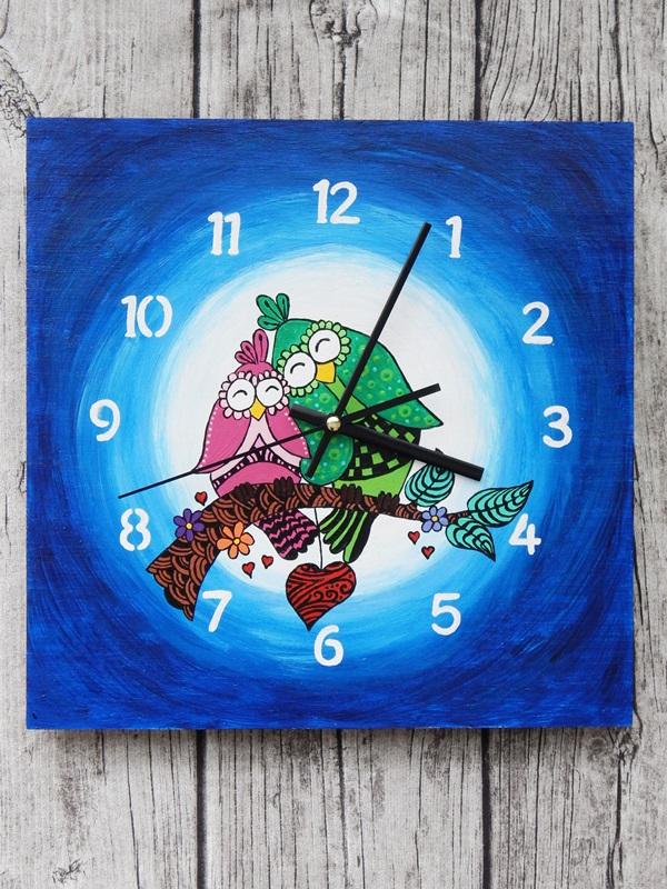 DSCN7295 - Ideja za darilo: čudovita stenska ura