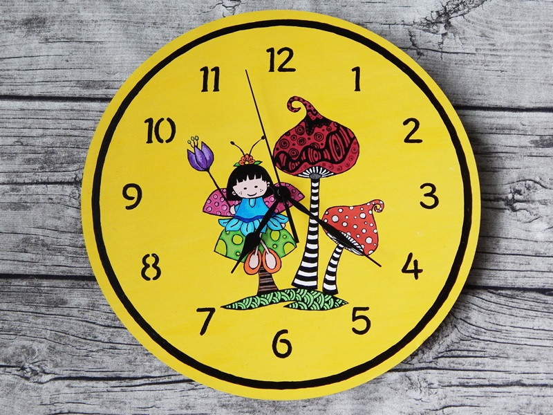 DSCN7914 - Ideja za darilo: čudovita stenska ura