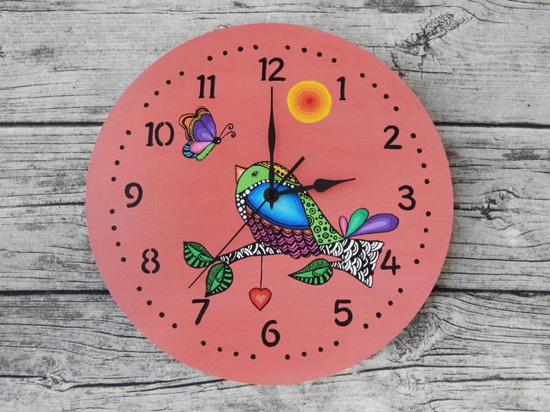 DSCN7989 - Ideja za darilo: čudovita stenska ura